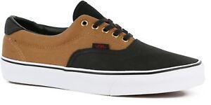 bf61373cd7 VANS Era 59 (T L) Rubber Black Skate Shoes MEN S 6.5 WOMEN S 8
