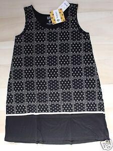 UNIQLO WOMEN VALDROME SLEEVELESS DRESS Black from Japan