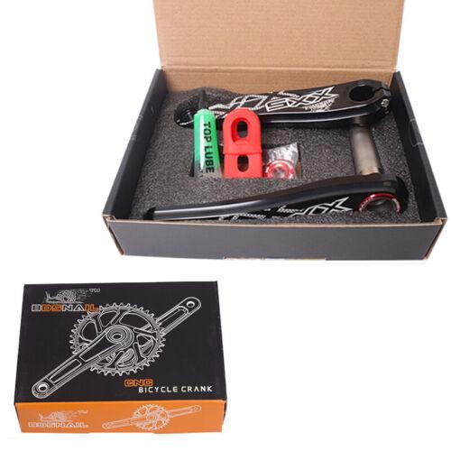 SNAIL GXP 104//110bcd Single//Double 170mm MTB Mountain Bike Chainset Crank set
