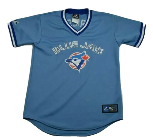 Alex Rios Toronto Blue Jays Majestic AUTHENTIC  MLB Baseball Jersey womans Large