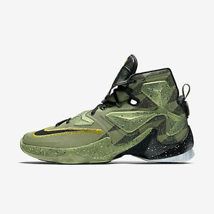 buy online df31d 95847 ... Image is loading Nike-Lebron-XIII-13-All-Star-size ...