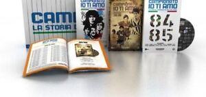 cofanetto-album-dvd-n-21-SPORT-CALCIO-CAMPIONATO-TI-AMO-1998-99-Gazzetta-d-sport