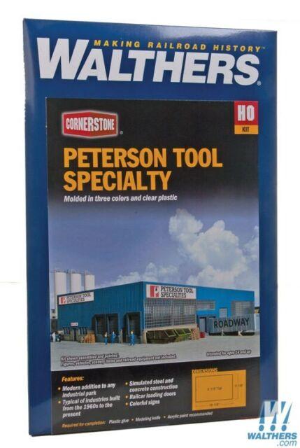 WalthersCornerstone 933-3091 HO Scale Peterson Tool Specialties Kit