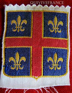 Bg1373 - Tissu Ecusson Blason Ville De Clermont-ferrand Qkufi2ua-07224552-207997402