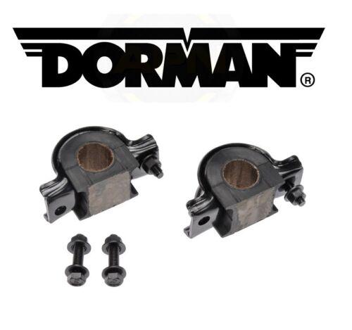 For Toyota 4Runner Front Suspension Sway Bar Bushing Bracket Kit Dorman 928 361