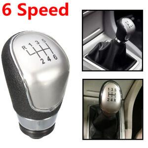 6-Speed-Gear-Shift-Stick-Knob-For-Ford-Focus-MK2-C-max-Mondeo-Galaxy-Fiesta-Kuga