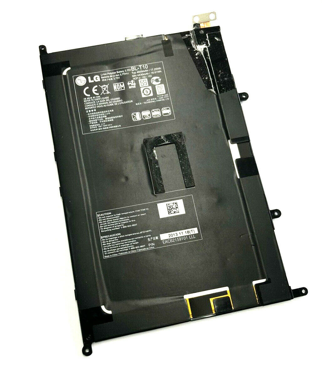 GENIUNE Internal Battery BL-T10 4600mAh For LG G-PAD 8 3'' 3 75V - UK STOCK