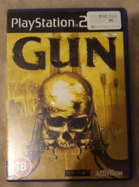 Gun for Sony PlayStation 2 PS2