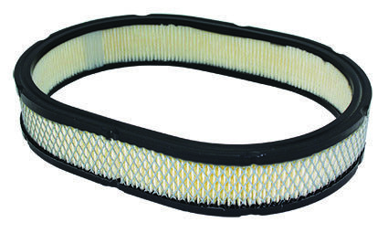 """12/"""" x 2/"""" Oval Replacement Paper Air Filter Element Chevy Ford Mopar V8 350 327"""
