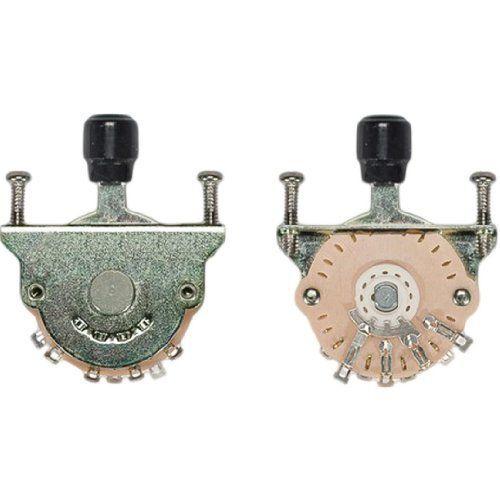 Fender 3-Position Vintage Strat//Tele Pickup Selector Switch 0992041000