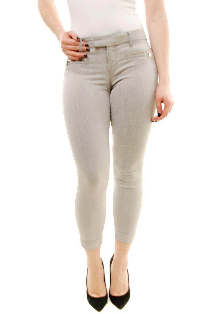J Marke Frauen grey Paulina Cropped Skinny Jeans Größe 28 Stil 8033I524 BCF72