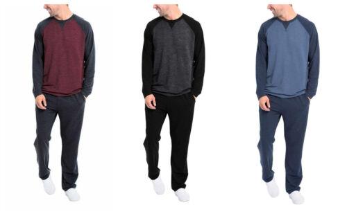 SR-16*  Orvis Men's 2-Piece Pajama Lounge Set soft comfy pick color /& Size