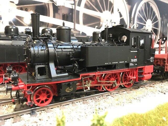 Km1 BR 70 traccia 1 locomotiva diverse variazioni serie 2. per   KISS NUOVO