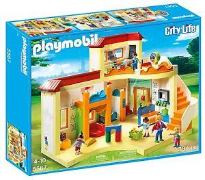 Playmobil City Life 5567 Guardería Infantil - Neuf et Scellé