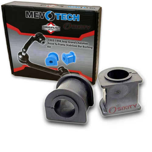 Mevotech Front To Frame Stabilizer Bar Bushing Kit for 1993-1998 Jeep Grand pq
