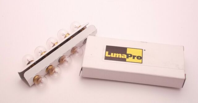 NEW OLD STOCK LUMAPRO 22W 28V MINIATURE LAMPS 2FMP7 LOT OF 30