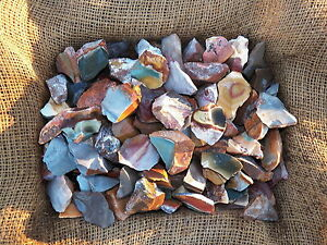 3000-Carat-Lots-of-Desert-Jasper-Rough-Plus-a-FREE-Faceted-Gemstone
