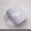 miniature 3 - French Bulldog Live Love Bark - Gift Coffee Mug