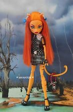 Monster High Frankie Stein's 1ST WAVE Outfit and Accessories
