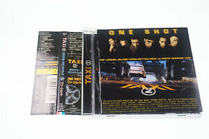 TAXI 2 ONE SHOT VJCP-68236 CD JAPAN OBI A11500