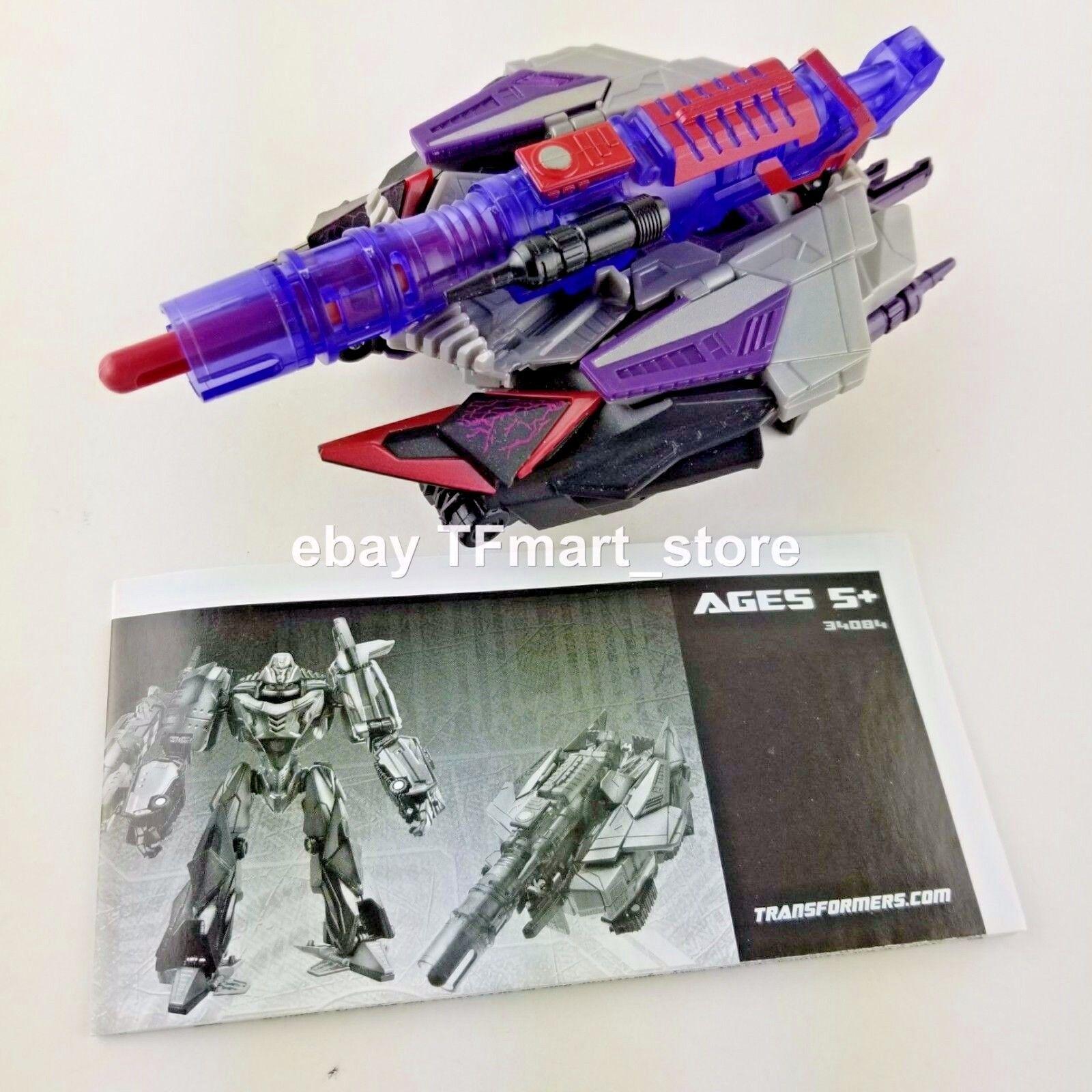 moda clasica Transformers Transformers Transformers Rage sobre Caída de Cybertron Megatron Transparente Exclusivo  ¡No dudes! ¡Compra ahora!