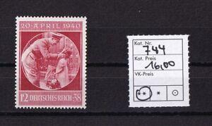 Deutsches-Reich-Michel-Nr-744-postfrisch