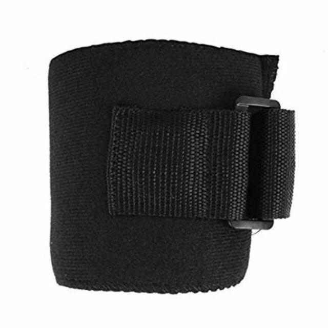 c90aa1047d Knee Brace Acupressure Support Leg Hip Sciatica Wrap Lower Back Pain ...