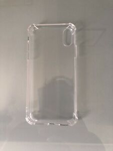 Coque Souple Antichoc iPhone X/XS - 5'8
