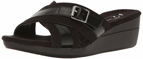 Aerosoles A2 by Women/'s Florist Wedge Slide Sandal