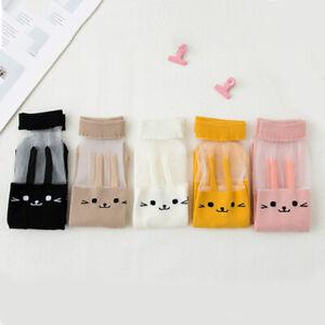 Women-Thin-Socks-Summer-Cute-Rabbit-Sock-Short-Socks-Mid-calf-Length-Sock