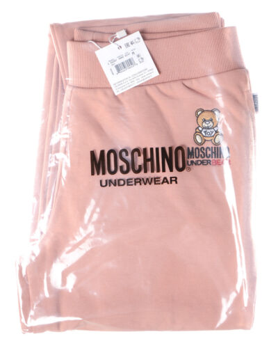147 Cotton Underwear Femme Survetement Costume Rose A42079004 Moschino wqP044a