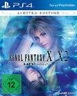 Final Fantasy X/X-2 HD Remaster -- Limited Edition (Sony PlayStation 4, 2015)