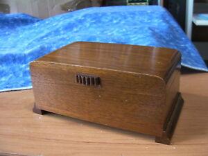 Antiquitäten & Kunst Musikinstrumente Mary's Bing Crosby Herausragende Eigenschaften Video Spieluhr Music Box Ca 1955 24 Tones The Bells Of St