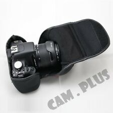 Camera Pouch Soft Case For Canon EOS 60D 18-135mm 18-200mm 24-105mm Lens