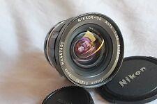 Nikon Nippon Kogaku Nikkor-UD 20mm f/3,5, non-AI