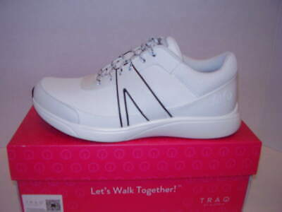 Alegria Womens Leather Shoes Paloma White Nappa EU 43 W
