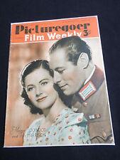PICTUREGOER- UK MOVIE MAGAZINE-31 AUG 1940- KATHARINE HEPBURN- MARGARET LOCKWOOD