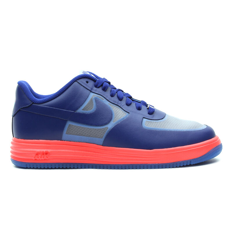 NEW 11 NIKE LUNAR FORCE 1 FUSE LEATHER MENS 11 NEW AIR LTD NIB NR e98021