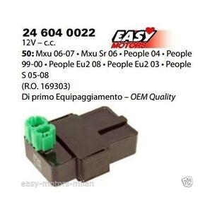 centralina cdi kymco people people's quad mxu 50 2t | ebay