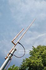 Ground Plane Base Antenna 2 Meter 70cm Dual Band HDuty Amateur Radio Ham Scanner