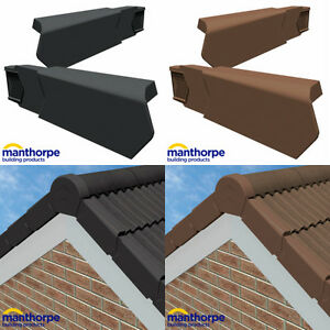 Dry Verge Complete System Kit Manthorpe Gable End Roof