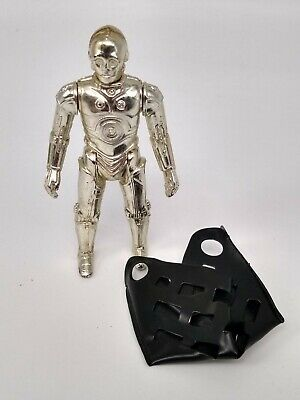 LEFT ARM ONLY Vintage Star Wars C3PO Removable Limbs Action Figure