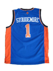 Image is loading amare stoudemire signed new york knicks away jersey jpg  225x300 New york knicks 422fe36ab