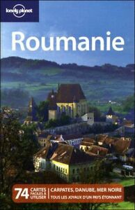 GUIDE-LONELY-PLANET-ROUMANIE-NEUF