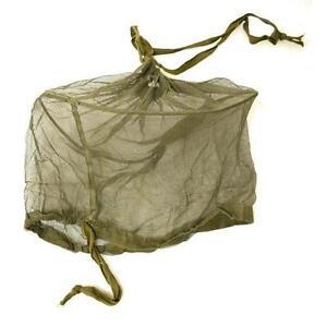 Original-WWII-USGI-Mosquito-Headnet-Free-Shipping-Too