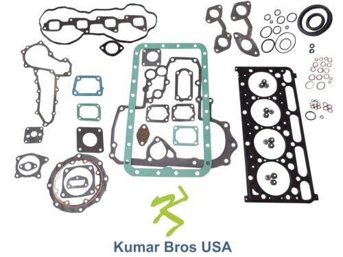 "New Kumar Bros USA Full Gasket Set for BOBCAT 435 ""KUBOTA V2403-M-DI/"""