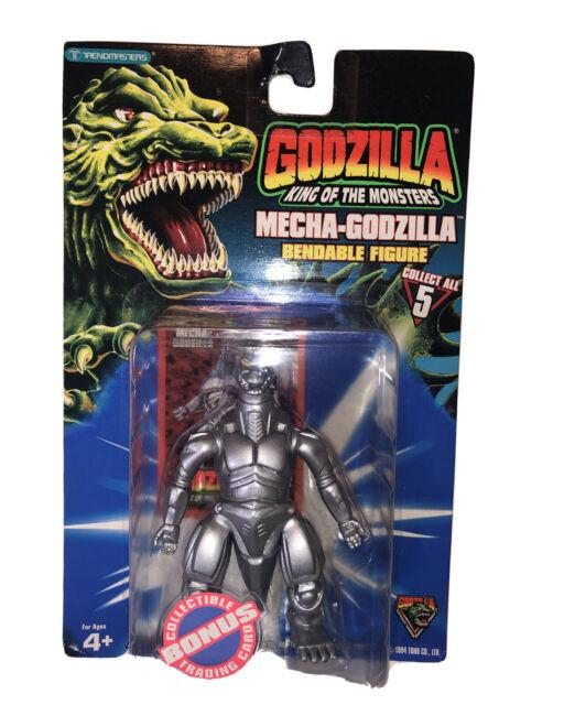 Trendmasters 1994 MECHA-GODZILLA King of the Monsters . Bendable. NEW.