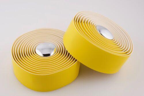 US Seller Yellow Atozi Shockproof Handlebar Tape Wrap Road MTB Bike Bicycle