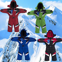 Schneeanzug Schneeoverall Skianzug 80 86 92 98 104 110