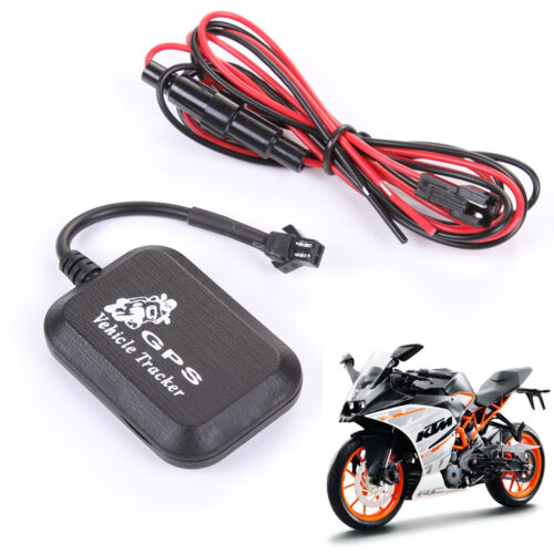 Motorcycle motorcycle GPS GSM GPRS Tracker Tracking Device Alarm F Android Apple